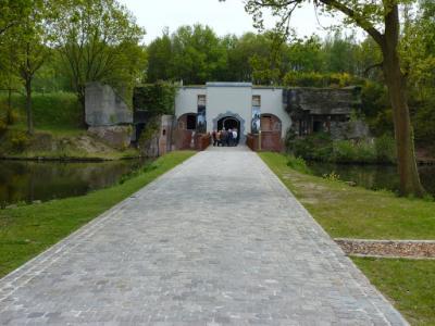 Bezoek aan het Fort van Duffel-010