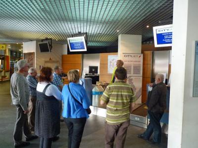 Bezoek luchthaven Antwerpen 002a