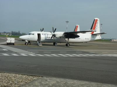 Bezoek luchthaven Antwerpen 005a