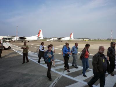 Bezoek luchthaven Antwerpen 007a