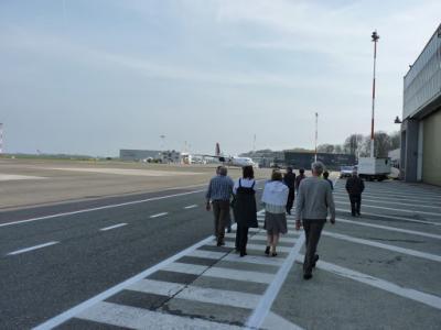 Bezoek luchthaven Antwerpen 008a